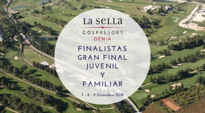 GRAN FINAL JUVENIL LIGAS PGA 2018