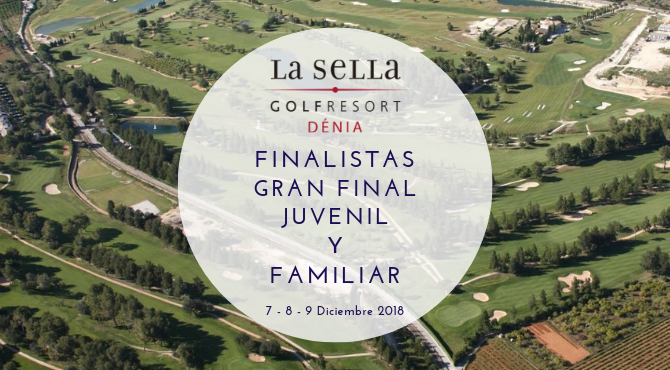 GRAN FINAL FAMILIAR LIGAS PGA 2018