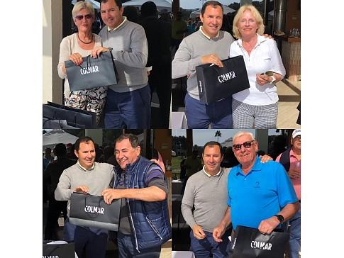 Elly Bruinen y José Miguel Pérez ganadores del torneo Colmar