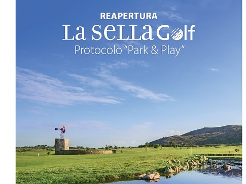 APERTURA LA SELLA GOLF 11 DE MAYO 2020
