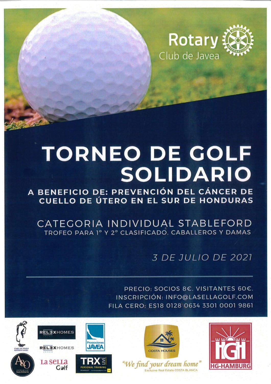 TORNEO ROTARY CONTRA EL CANCER