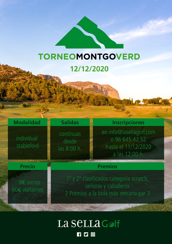 TORNEO MONTGO VERD 2020
